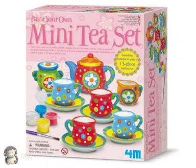 mini juego de té