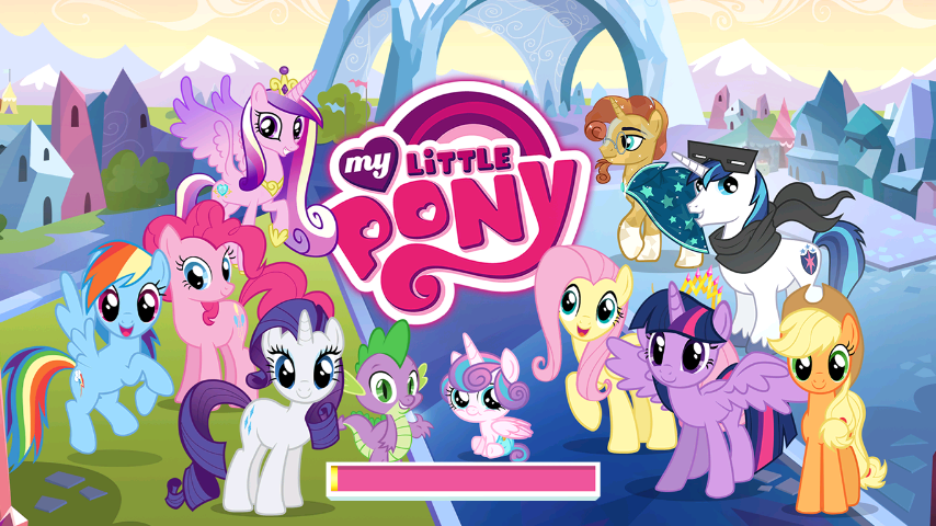 my little pony all games