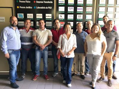CODIVAR participa de visita técnica a Centro Empresarial em Florianópolis