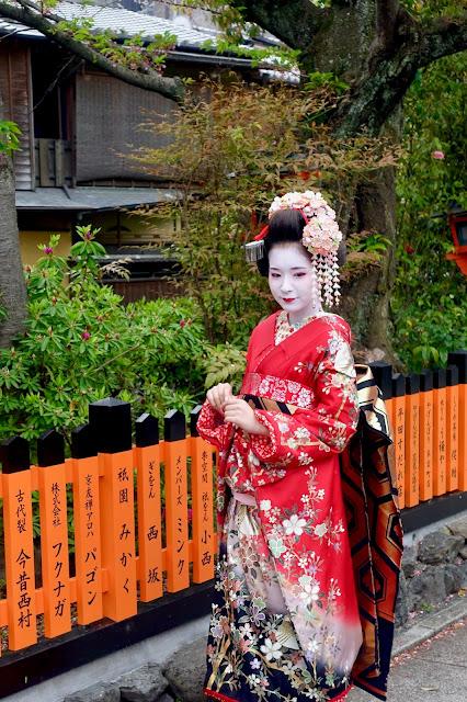 KYOTO TRAVEL DIARY gion geisha