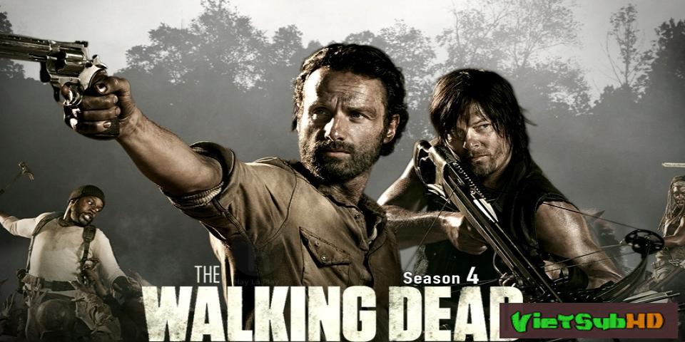 Phim Xác Sống 4 Hoàn tất (16/16) VietSub HD | The Walking Dead Season 4 2014