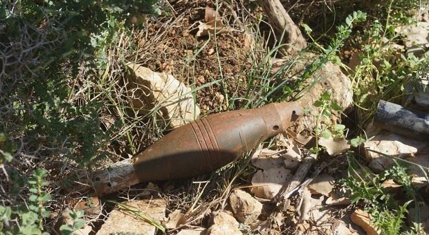 Satgas Indobatt Kembali Temukan Granat Mortir di Distrik Az-Zakiyah