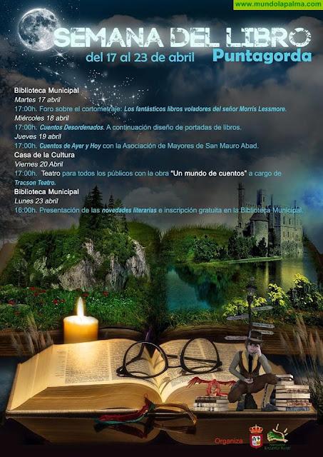 Semana del Libro en Puntagorda 2018