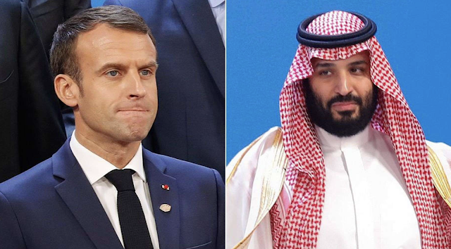 French president Macron at G20 laments 'You never listen to me' in talk with Saudi leader
