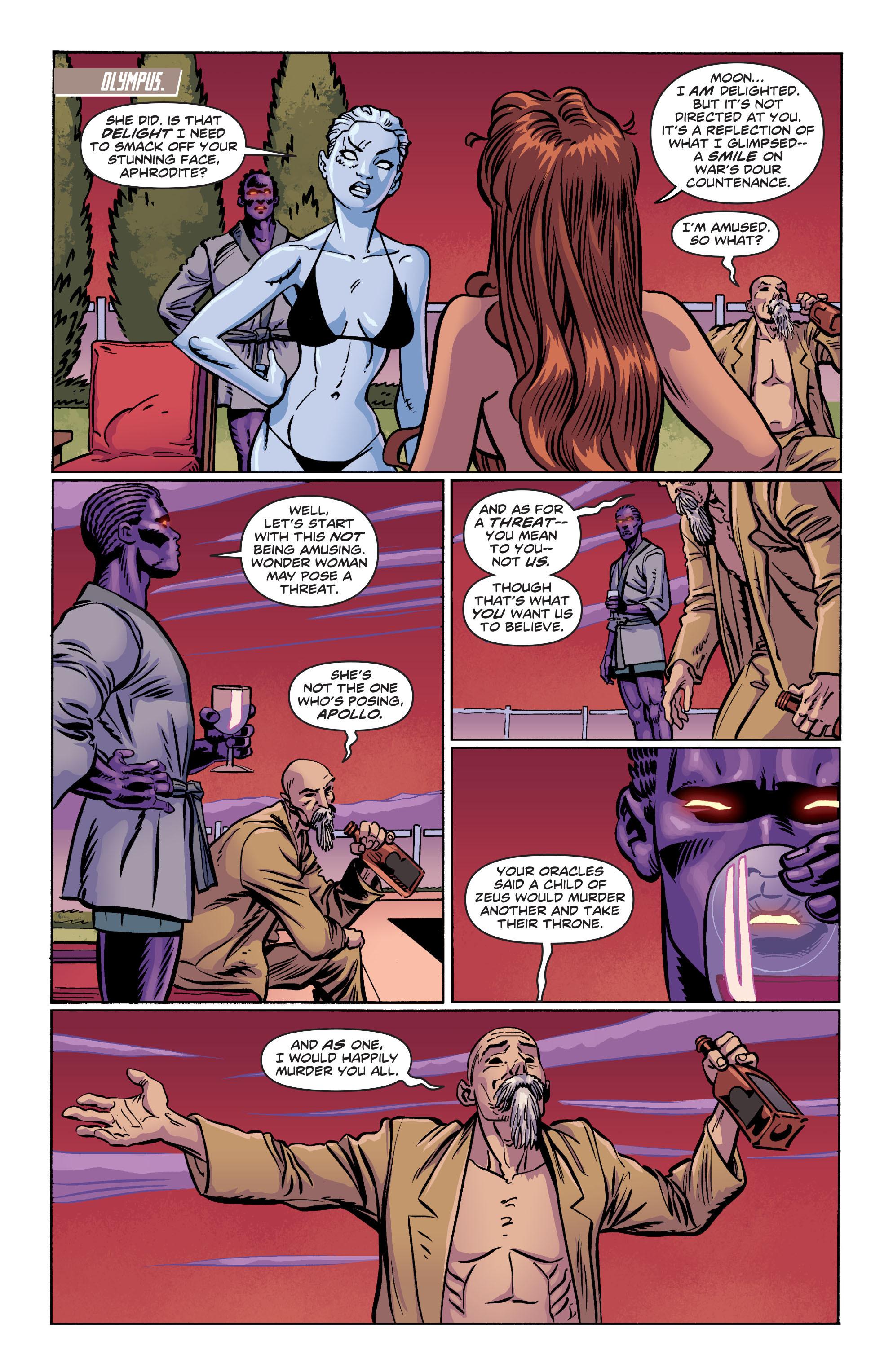 Read online Wonder Woman (2011) comic -  Issue #14 - 12