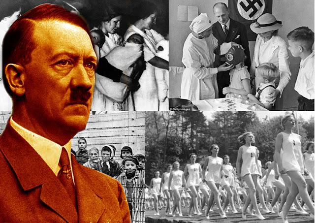 """Los ñiños de Hitler, la construcción de la """"raza perfecta"""""""