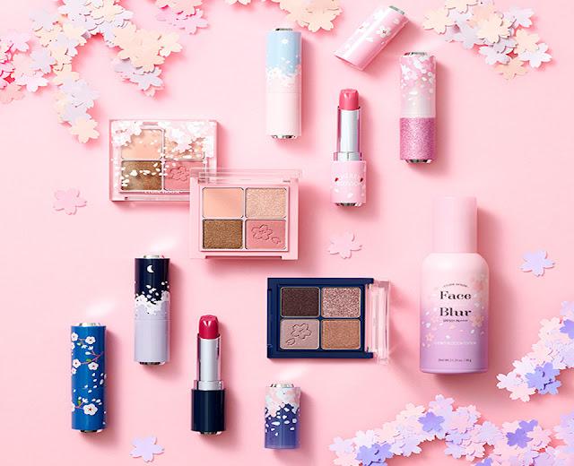 (K-Beauty) Etude House Cherry Blossom : Une collection cute et printanière !