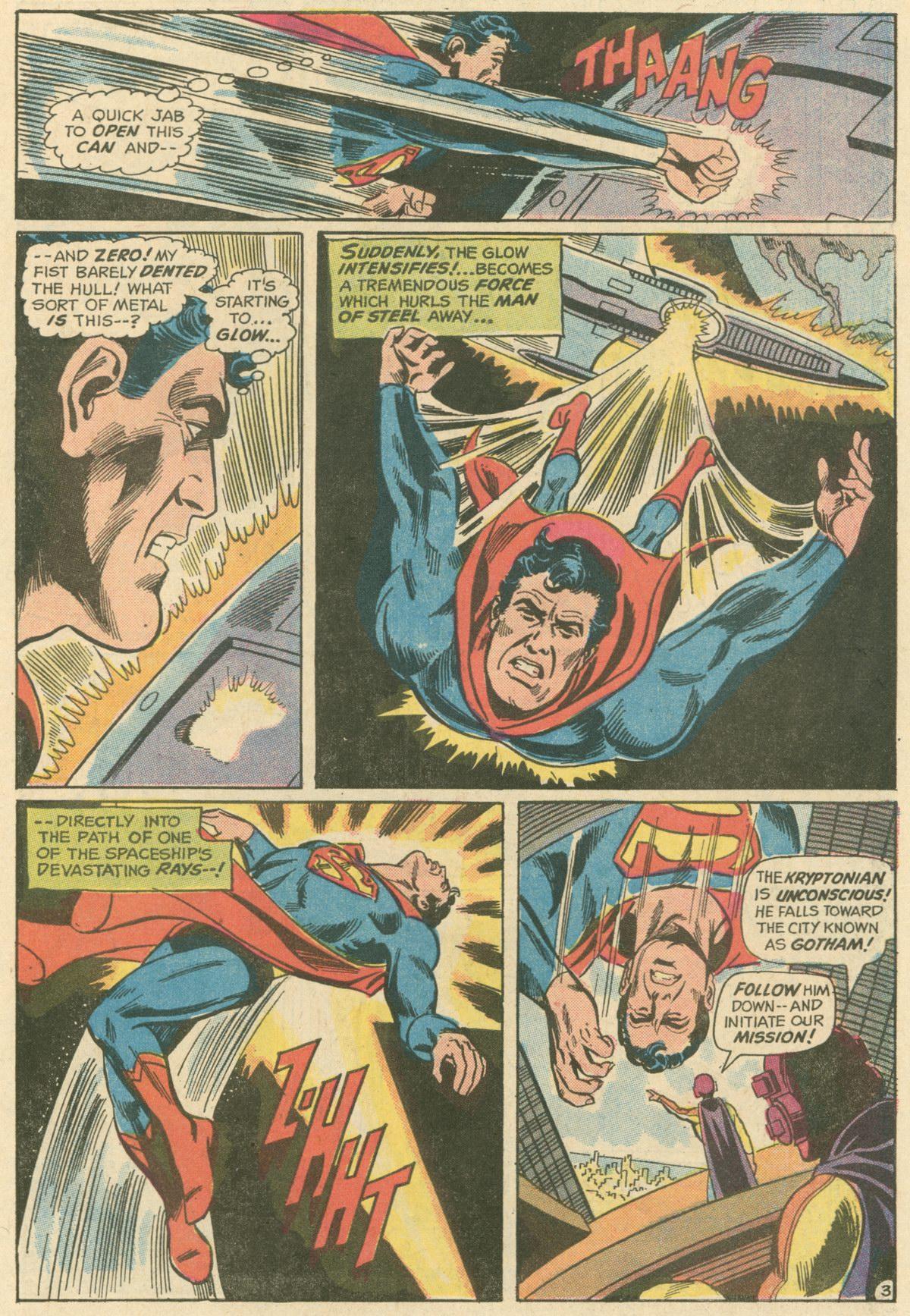 Read online World's Finest Comics comic -  Issue #211 - 5