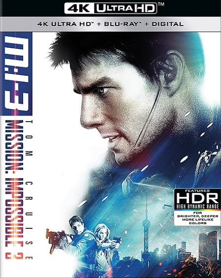 Mission: Impossible III 4K (2006) 2160p 4K UltraHD HDR BluRay REMUX 45GB mkv Dual Audio Dolby TrueHD 5.1 ch