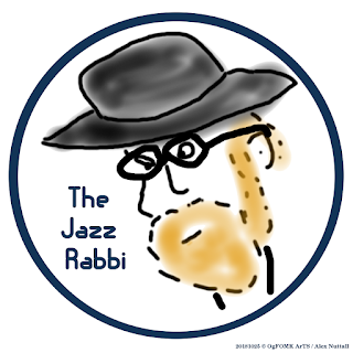 The Jazz Rabbi -- © Alex Nuttall / OgFOMK ArTS 20181025