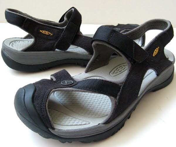 Good Closet Keen Sport Sandals Keen Whisper Sandals Black