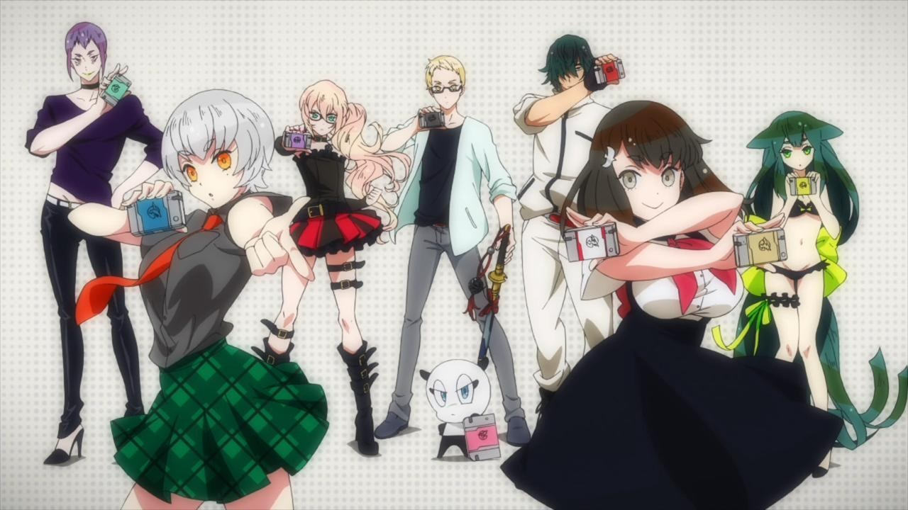 Gatchaman Crowds Insight BD Subtitle Indonesia Batch