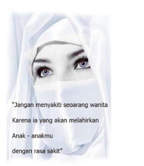 Kata Kata Mutiara Islami Tentang Wanita Terindah Sangat Menyentuh Kata Mutiara