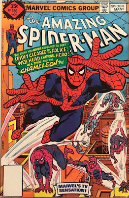 Amazing Spider-Man #186