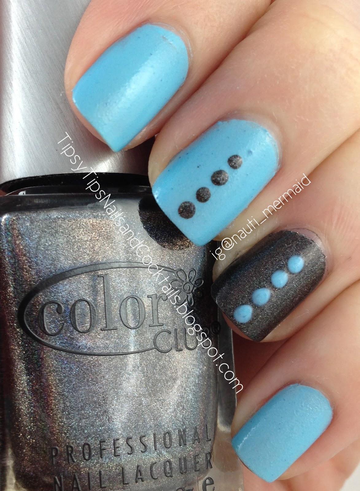 Polish Me Perfect: Nauti Nails: Swatch Tuesday! Polish Me To Go Pastel Glow