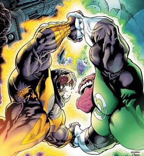 Asal-Usul dan Kekuatan Arkillo, Anggota Sinestro Corps yang Sangat Kuat