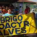 Crianças do Abrigo Moacyr Alves abrem o Desfile Cívico no Amazonas
