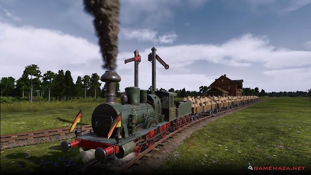 Railway Empire Germany Gameplay Screenshot 3