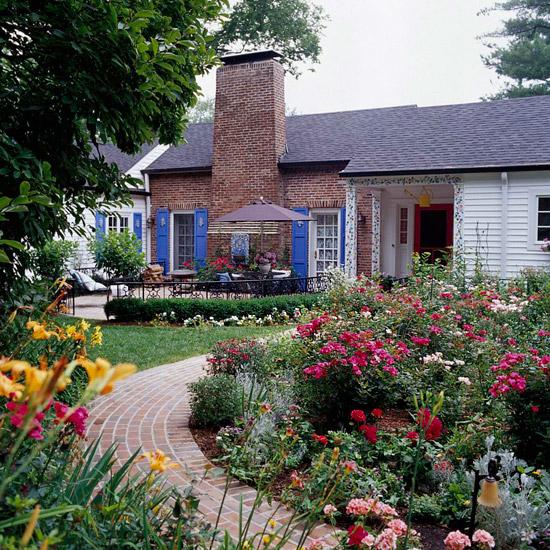 New Home Interior Design: Front Yard Landscape Secrets