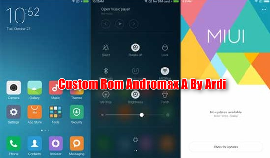Download Custom Rom Andromax A MIUI 7 Indo by Ardi