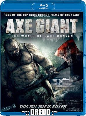 Axe Giant The Wrath of Paul Bunyan 2013 Dual Audio BRRip 480p 150Mb x265 HEVC