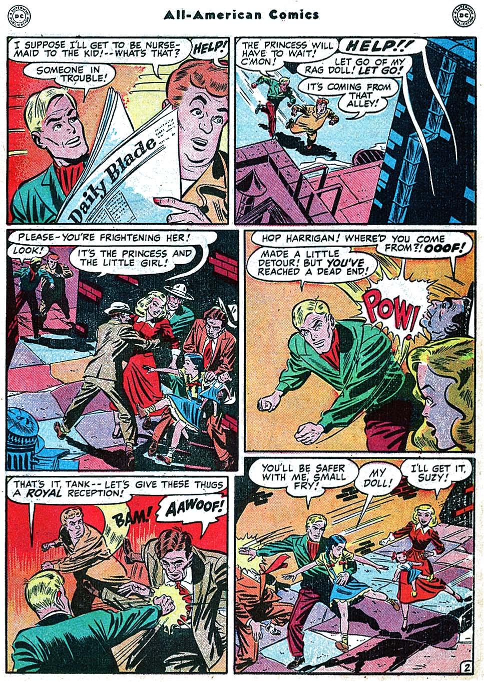 Read online All-American Comics (1939) comic -  Issue #98 - 27