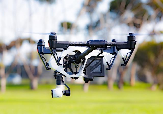 dron robot