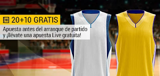 bwin promocion NBA Dallas vs Lakers 13 enero