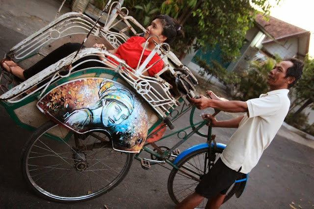 A 3 Week Trip in 3 Cities: Singapore, Yogyakarta, and Ho Chi Minh, searching for urban art and underground culture in Southeast Asia with Italian Street Artist Alice. 7