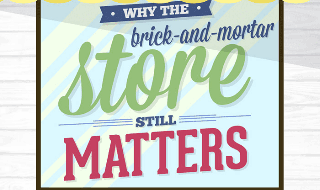 Why the Brick and Mortar Store Still Matters
