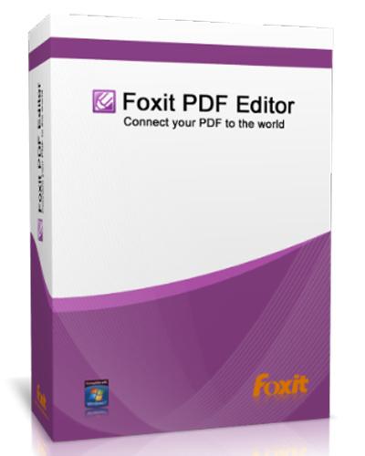 foxit pdf editor for windows xp