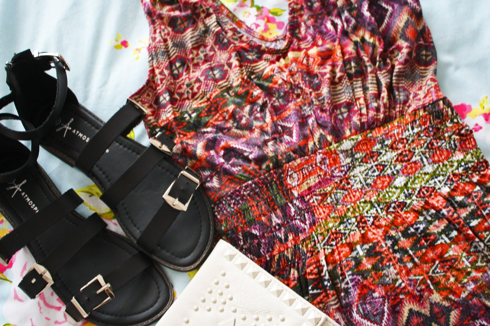 A perfect Festival outfit featuring Missguided, Primark and Warehouse