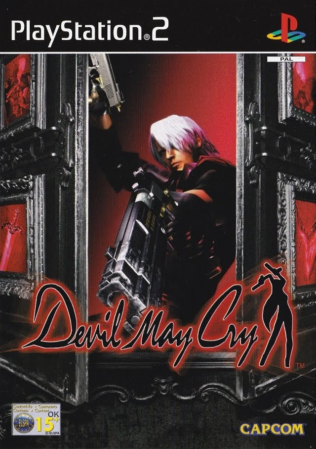Devil May Cry PAL PS2