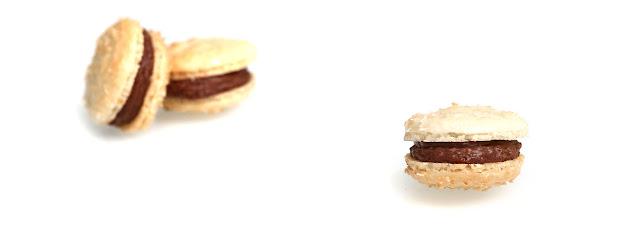 Macarons Bounty de Christophe Michalak