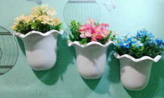 Bunga Hiasan Meja Ruang Tamu