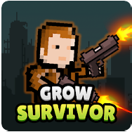Grow Survivor - Dead Survival Free Shopping MOD APK