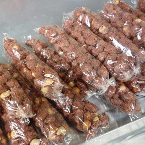 Amendoim praliné - saquinho - belanaselfie
