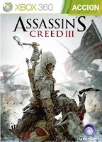 assassins creed 3| xbox360