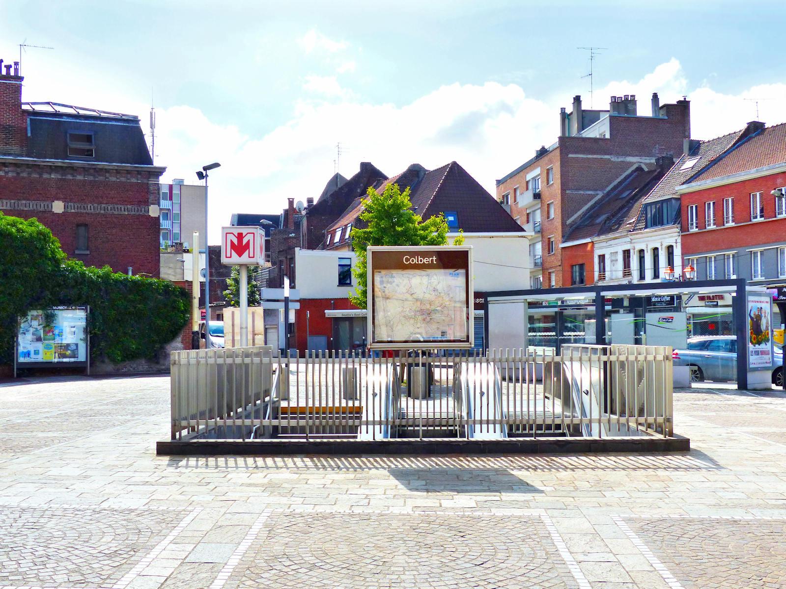 Métro Tourcoing - Colbert, Ligne 2