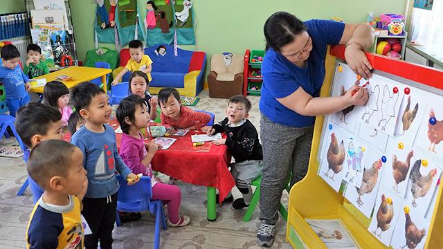 Đội ngũ giáo viên: điều kiện mở trường mầm non tư thục