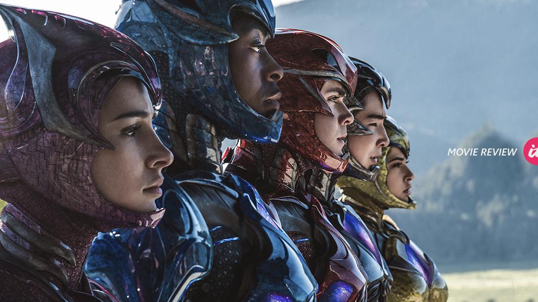 """""""Power Rangers"""" é surpreendentemente um ótimo ponta pé inicial, e não vemos a hora de morfar de novo!"""