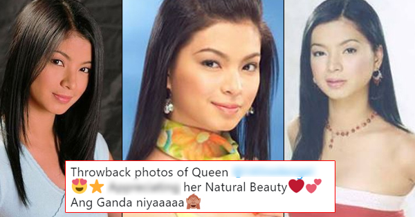 #Throwback: The Beauty Of The Young Angel Locsin Will Surely Capture Your Heart