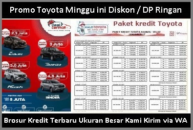 Beli daihatsu ayla online terdekat di bandar lampung berkualitas dengan harga murah. Harga Mobil Toyota Agya Medan 2021 Promo DP Cicilan Kredit Ringan