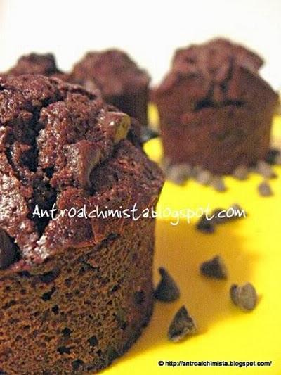 Chocolate Chip Muffins by Nigella