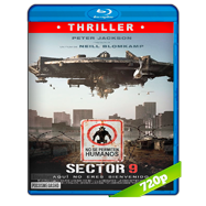 Sector 9 (2009) BRRip 720p Latino