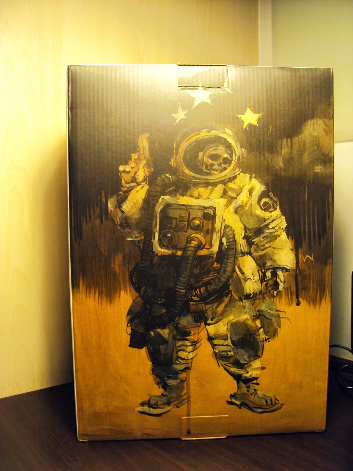 gravity dead astronaut face - photo #31