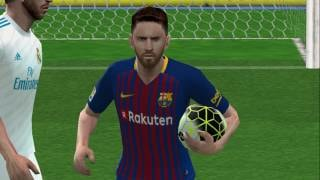 Compressed PES 2018 ISO File for PPSSPP Download For Android