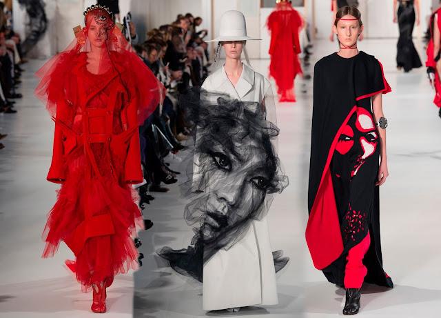 Runway report paris haute couture fashion week maison for Maison margiela paris