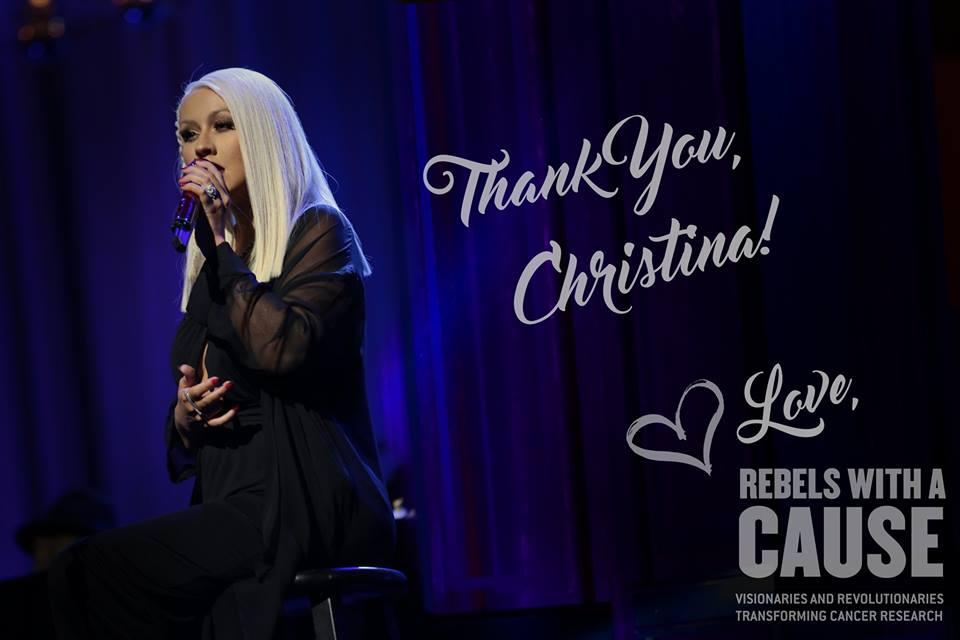 Christina lewis cancer