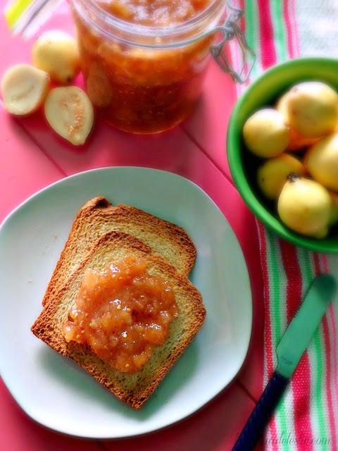 Homemade Guava Jam - lacocinadeleslie.com
